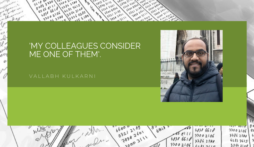 Vallabh Kulkarni – Engineer uit India in Nederland